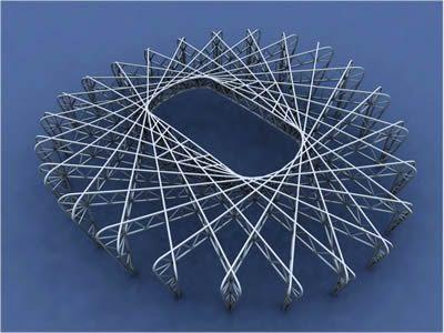 Beijing's Olympic Stadium, Herzog & de Meuron Architekten AG, 2008