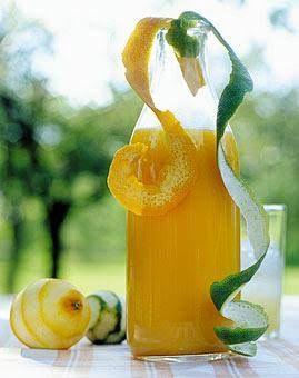 Rezept: Maracuja-Zitrus-Limonade