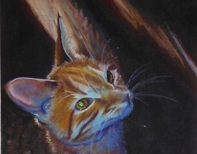 """Check out new work on my @Behance portfolio: """"Merlin"""" http://on.be.net/1iy7uHx"""