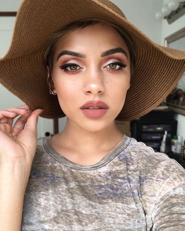 @anastasiabeverlyhills Modern Renaissance palette and Ashton liquid lipstick