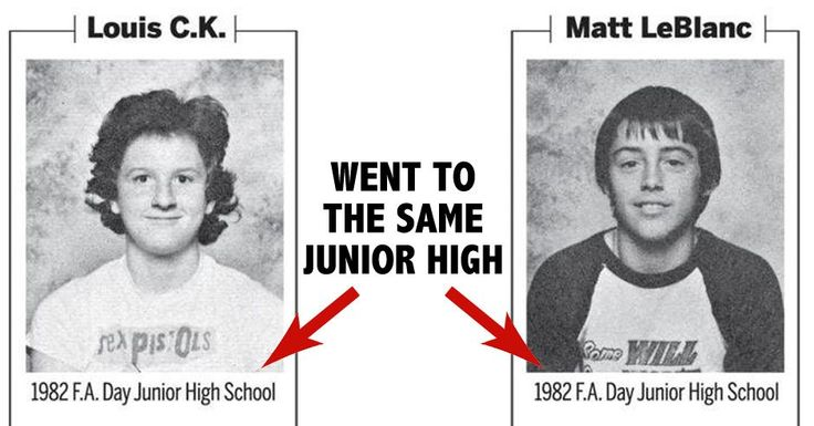 13 Famous Funny People's Amazing Yearbook Photos #collegehumor #lol