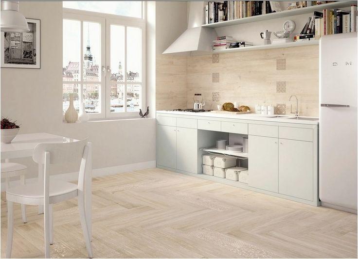 деревянный пол в кухне - Поиск в Google