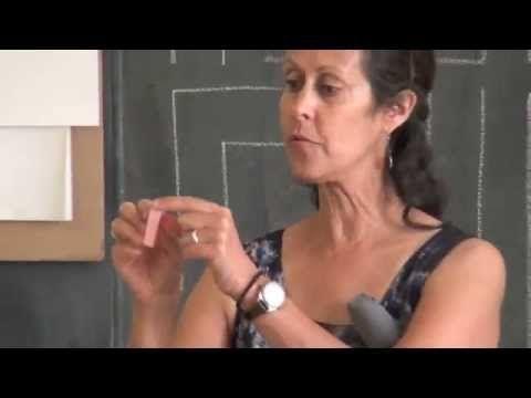 ▶ Drawing Through the Grades with master Waldorf teacher Gail Lescher, BFA - YouTube