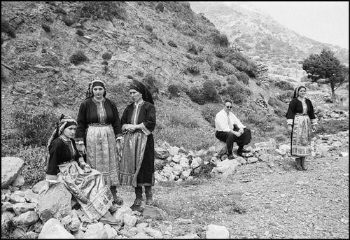 Europe: Orthodox women, Greece