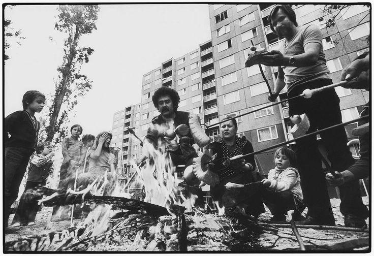 Benkő Imre Budapest, Havanna lakótelep 1981