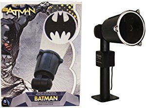 Kurt Adler Batman Bat Signal Projector, 14""