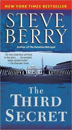 19 best berry steve images on pinterest berry berries and book the third secret ebook by steve berry rakuten kobo fandeluxe Images