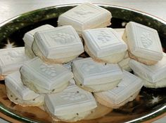 Springerle-Rezept: Badische Anis-Springerle mit Füßchen