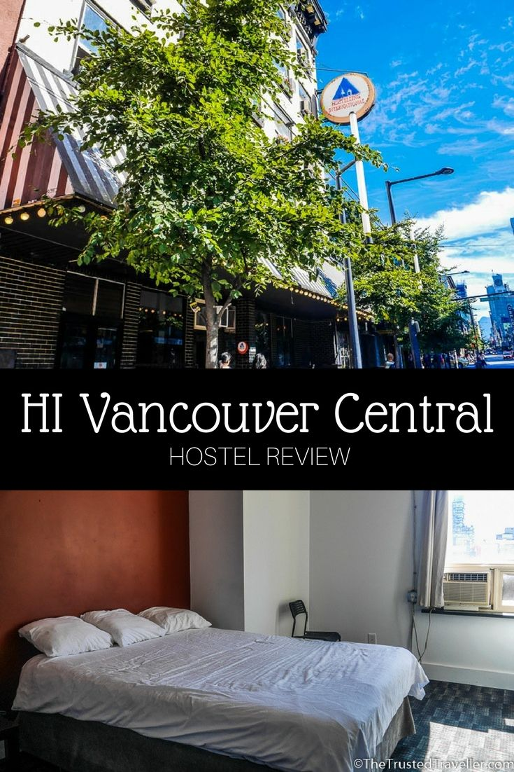 Find out why you should choose HI Vancouver Central on your next visit the this Canadian city with my latest Hostel Review.