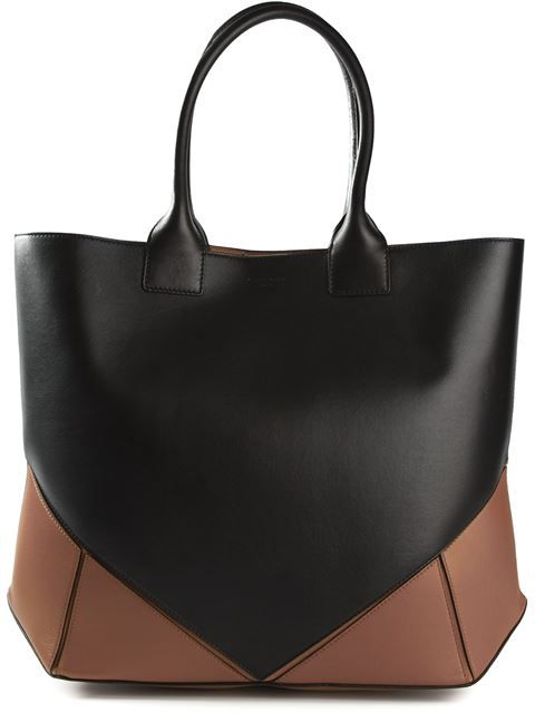 Minimal + Chic // Givenchy Large 'easy' Shopper Tote - Eraldo