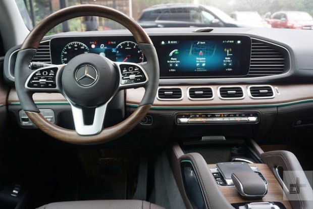 2020 Mercedes Gle Interior New Mercedes Suv Mercedes Suv
