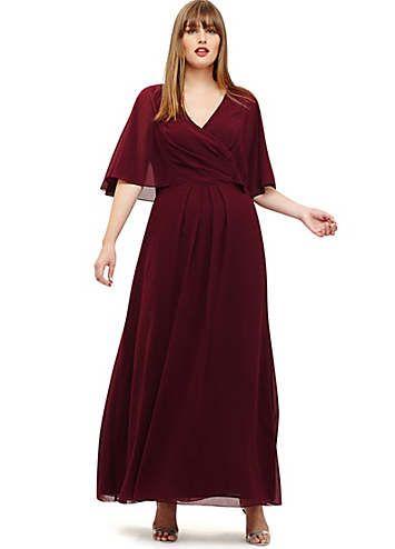 1de8dc1207c70 Studio 8 Opal Dress | Curvissa | Wedding Ideas | Maxi bridesmaid ...