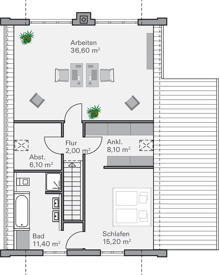 202 best Grundriss images on Pinterest Floor plans, Architects - badezimmer grundriss planen