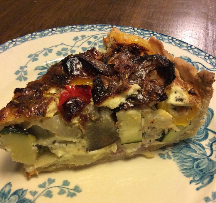 Receptenblog: Provençaalse Quiche