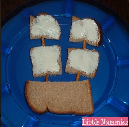 sandwitch crafts | Mayflower Sandwich step My Favorite Mayflower Craft Ideas for ...