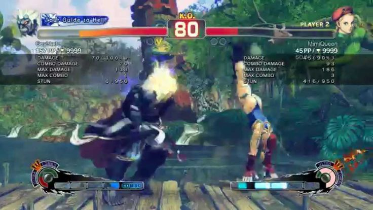 Ultra Street Fighter IV battle: Cam Girl. #USFIV #USF4 #Steam