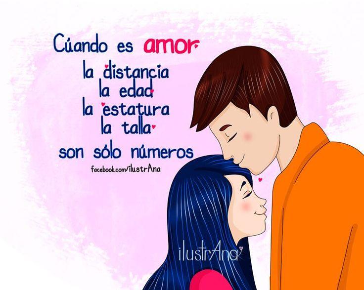 Amor En La Distancia: #amor #ilustrana #pareja #ideal #dibujo #ilustración #love