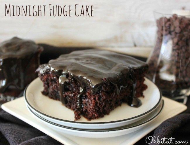 Oh Bite It - http://www.ohbiteit.com/2013/04/midnight-fudge-cake.html