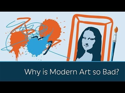 awesome video to start (or end) some good art critiques and discussions.