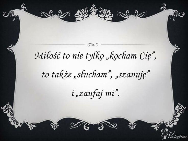 #miłość #zaufanie #sentencja #cytat