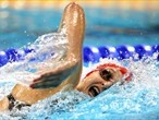 Caitlin Mcclatchey swims the women's 200m Freestyle    #olympic #olympics #london2012