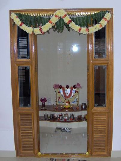 Small Pooja Room Designs For Home