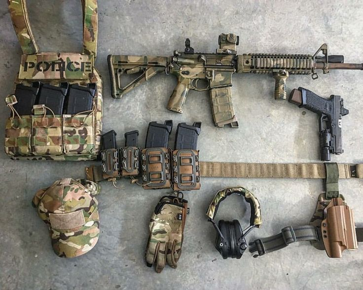 Pin by Brandon Cabibil Kabalican on 1 | Tactical gear ...