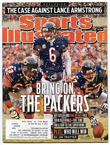 Jay Cutler Chicago Bears Publications
