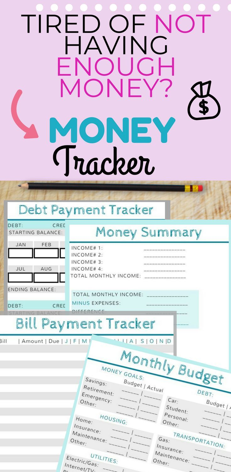 Budget planner printable finance planner money planning monthly do you want to save money pay off debt and manage your money solutioingenieria Choice Image