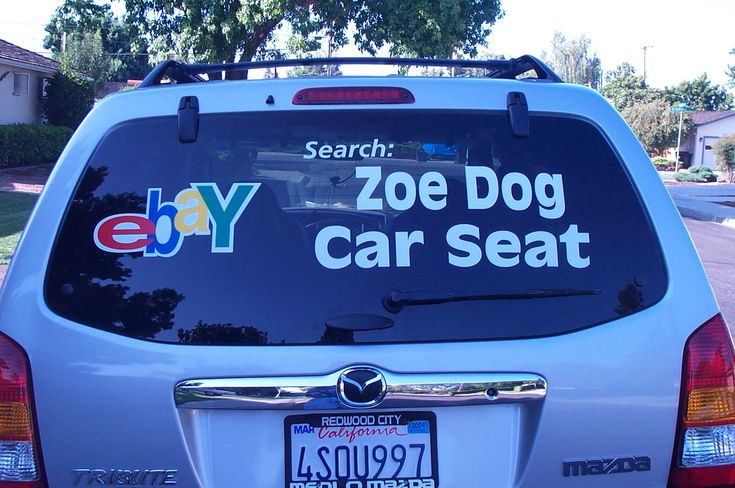 Best dog car seat on Ebay for small dogs under 25 pounds. Check it out. Search Ebay for Zoe dog car seat. My idea- already in production and selling well.