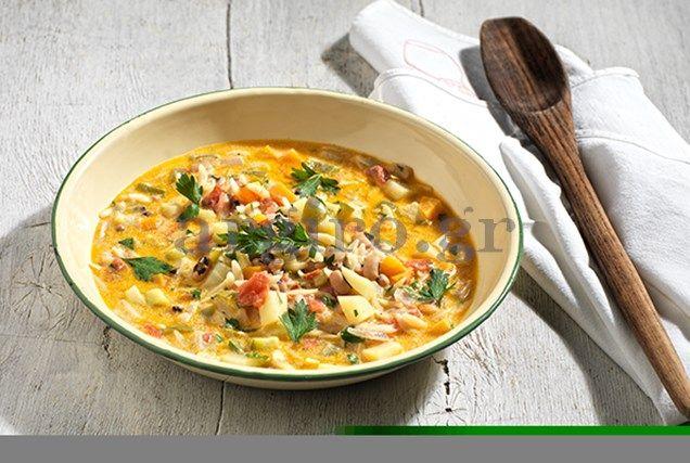Σούπα για διατροφή