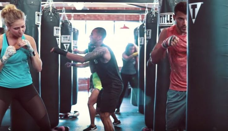 Workout | TITLE Boxing Club