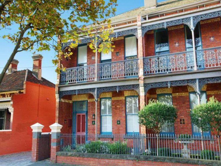 victorian terrace house | melbourne