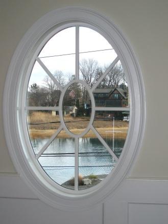Round And Oval Window Trim Oval Window Interior Window