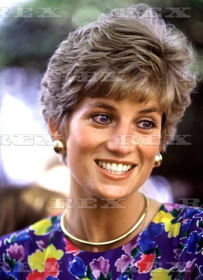 I try to not pin pictures of Princess Diana that have copyright words across them. Always annoys me. But this one was too cute not to pin.