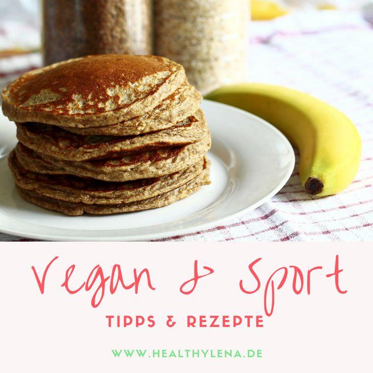 Vegan & Sport: Tipps und Rezepte #protein #proteinreich #sport #fitness #vegan #bodybuilding