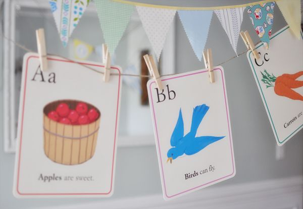 ABC Storybook Baby Shower | | Kara's Party IdeasKara's Party Ideas