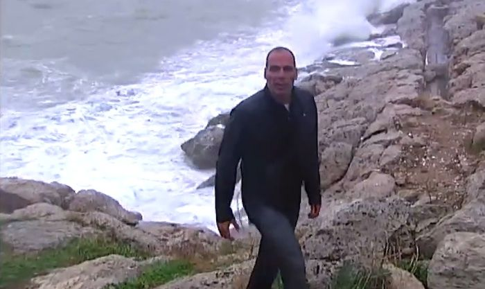 Before he became Greece's new finance minister, Yanis Varoufakis had produced a documentary on the Greek Crisis and what Greece needs to do to improve its