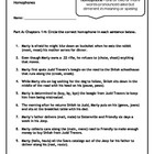 This 21-page English Language Arts packet for Shiloh covers the following grammar points.    homophones (24 items)  possessive noun forms; identifying...