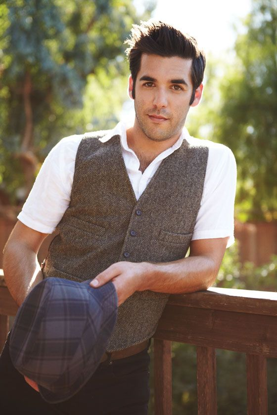 Jordan Bridges-plays in the Love Comes Softly series, as well as a Christmas movie called Holiday Engagement, and on Samantha: An American Girl Holiday