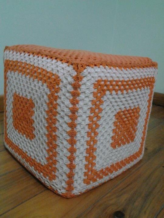 Crochet manualidades decoraciones para el hogar for Decoracion hogar a crochet