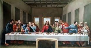 Ο Μυστικός δείπνος ! Λεοναρντο Ντα Βιντσι !!!