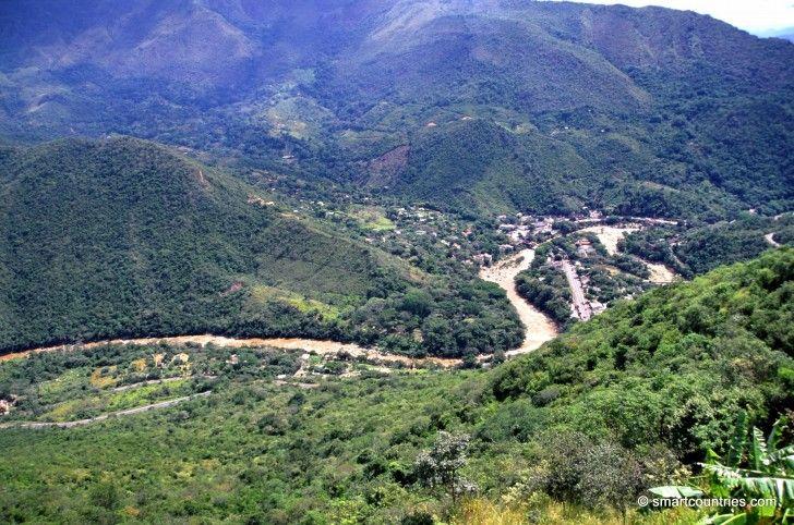 Sumapaz River, Cundinamarca, Colombia.