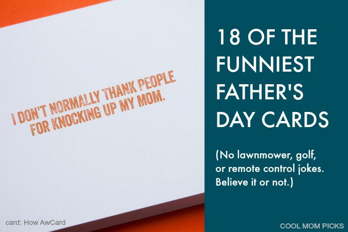 witty fathers day jokes
