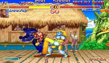 Super Street Fighter…
