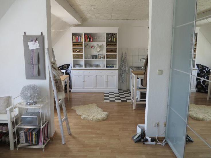 Schöne 1-Zimmer-Wohnung mitten im Belgischen Viertel - 1-Zimmer-Wohnung in Köln-Neustadt-Nord