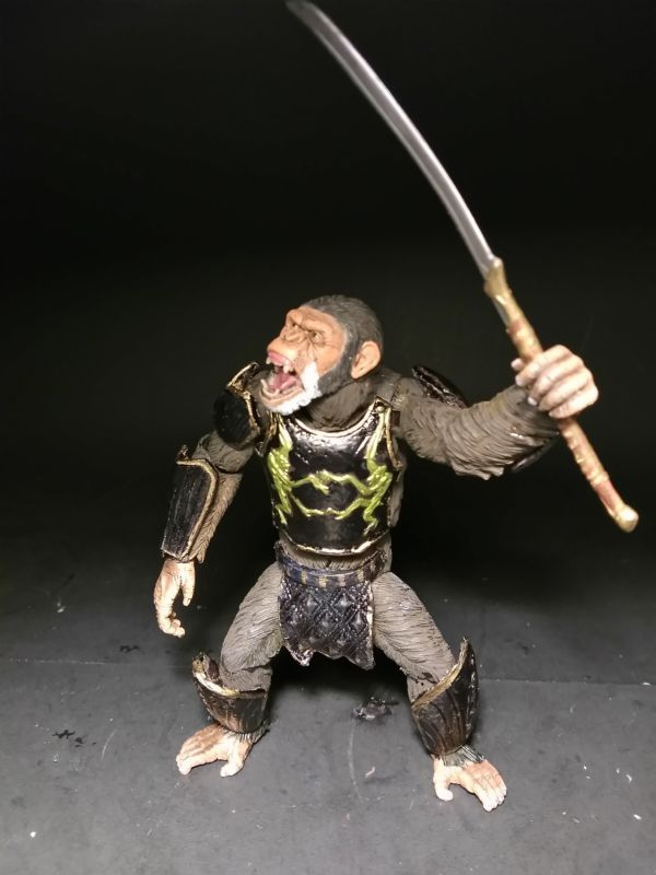Thade (Planet of the Apes) Custom Action Figure