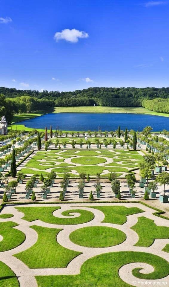 Jardins de versailles places pinterest versalles for Jardin versailles