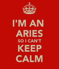 aries ( today i lost it about five times!) It has been one hell of a day.