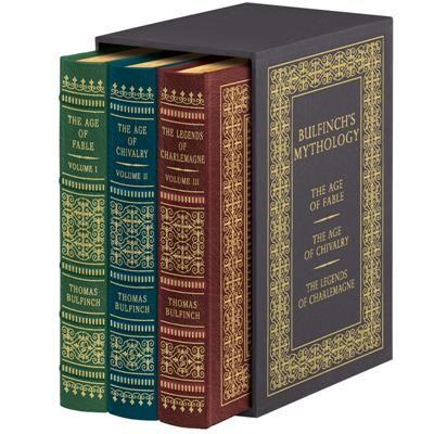 BULFINCH'S MYTHOLOGY | Easton Press